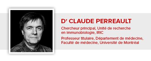 Dr Claude Perreault